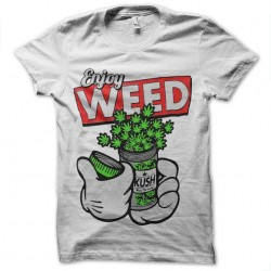 shirt enjoy weed mickey...