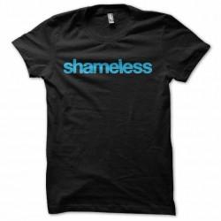 shameless logo sublimation...