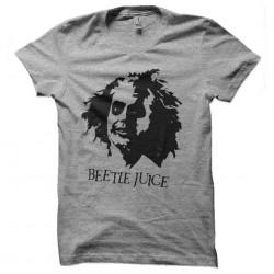 tee shirt beetle juice face...