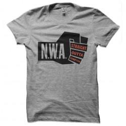 shirt NW.A rare sublimation