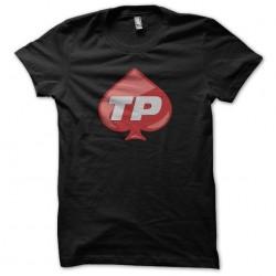 Turbo Poker t-shirt black sublimation