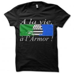 shirt Armor black sublimation