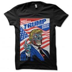 donald trump shirt zombie...