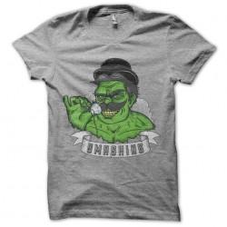 shirt english hulk gray...