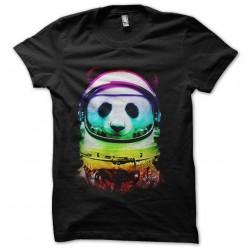 tee shirt space panda...