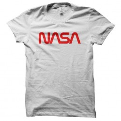 shirt nasa logo sublimation