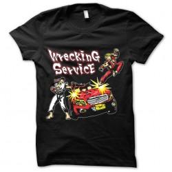 tee shirt sf2 wrecking...