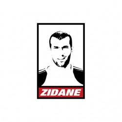 Zinedine Zidane parody Obey...