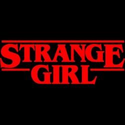 Strange girl - Stranger things T-Shirt sublimation