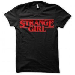 Strange girl - Stranger...
