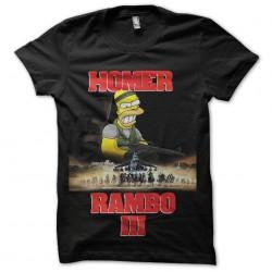 rambo homer simpson...