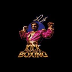 T-shirt Panza Kick Boxing black sublimation
