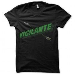 black vigilante shirt...