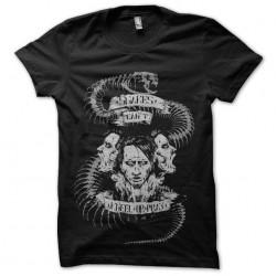 shirt marilyn manson snake...