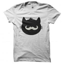 tee shirt hipster kitty...
