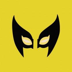 shirt wolverine mask sublimation