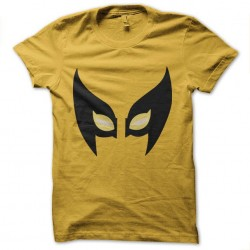 shirt wolverine mask...
