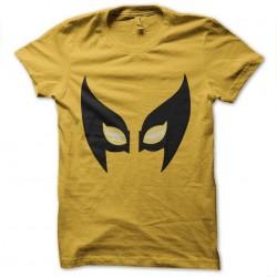 tee shirt wolverine masque...