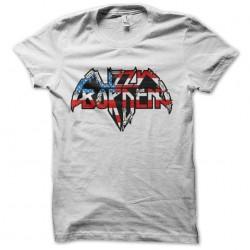 tee shirt lizzy borden metal rock sublimation