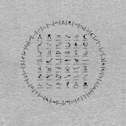 shirt stargate alphabet sublimation
