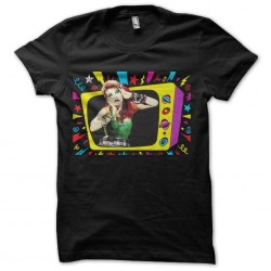 shirt cyndi lauper trash tv...