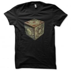 Tee shirt Hellraiser cube...