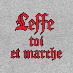 shirt leffe you and walk sublimation