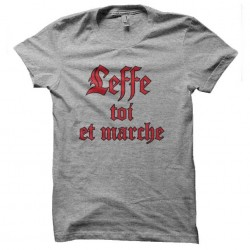 shirt leffe you and walk...