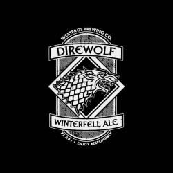 tee shirt direwolf...