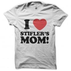tee shirt la maman de...