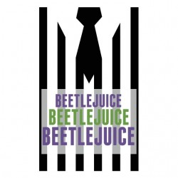 beetlejuice shirt sublimation