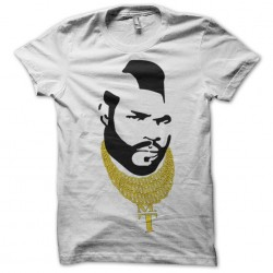 tee shirt Mr.T  sublimation