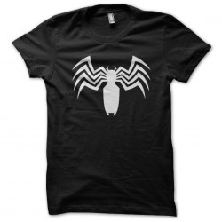 Venom symbol black...