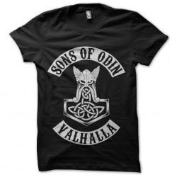 shirt vikings valhalla...