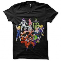Dragon Ball Team shirt...