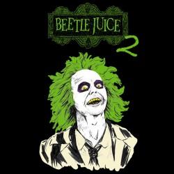 shirt Beetlejuice 2 black sublimation
