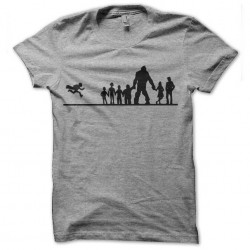 shirt the goonies evolution...