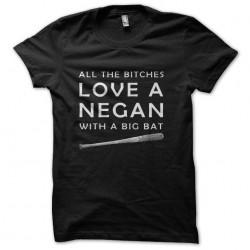 shirt love negan walking...