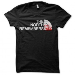 shirt the black remembers...