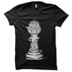 tee shirt echec game of...