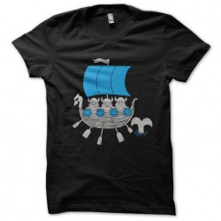 tee shirt drakar vikings...