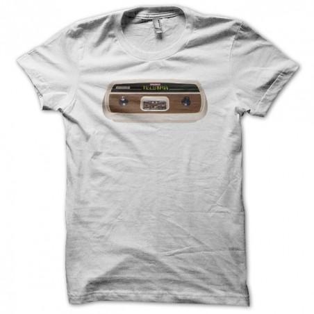 T-shirt Coleco Telstar white sublimation