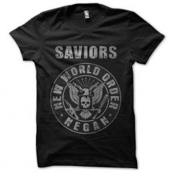 shirt the saviors walking...