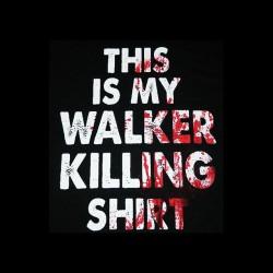 tee shirt walking dead killing shirt sublimation