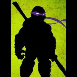 Donatello TMNT T-shirt sublimation