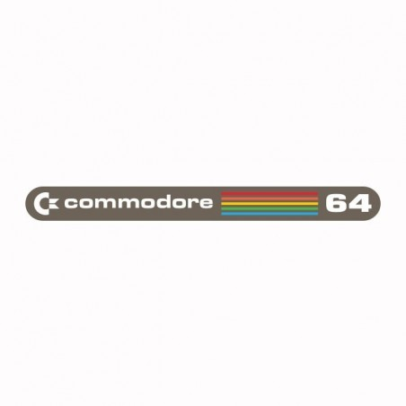 Tee shirt Commodore 64  sublimation