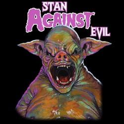 tee shirt stan against evil  sublimation
