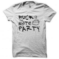 Tee shirt Fuck the White...