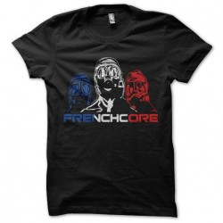 tee shirt frenchcore...