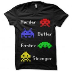 tee shirt harder better...